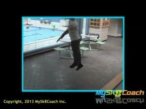 Waltz Jump Click Exercise