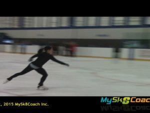 Waltz Jump Triple Toe Michelle Leigh