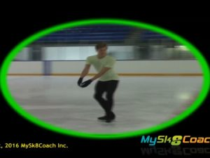 Double Axel Demos and Arm Tips