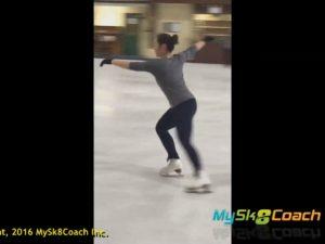 Hop Twizzle Exercise